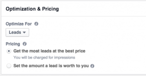 facebook lead ads 2